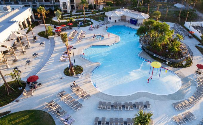 Orlando: 7 Nt Holiday to Avanti Palms Resort w/Virgin Flights. Save up to £240 Per Person