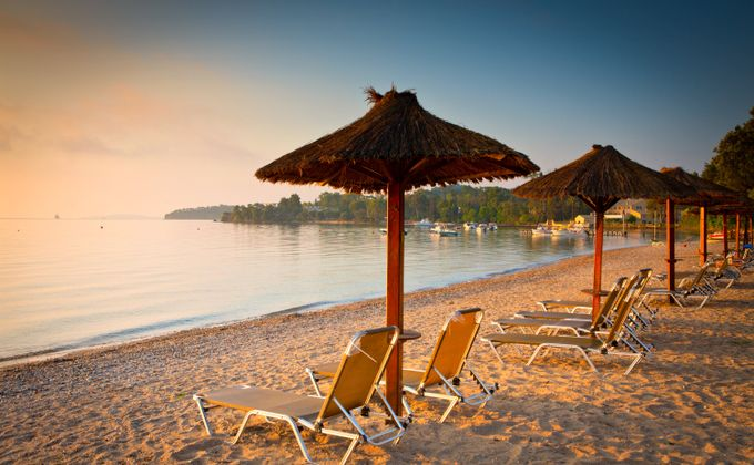 Corfu: All Inclusive Beach Escape to Sidari w/Kids Stay FREE