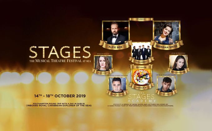 Stages: 'The' Musical Theatre 4 Nt Festival at Sea