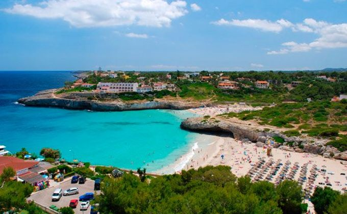 Majorca: All Inclusive Holiday to Calas de Mallorca w/Splash Park