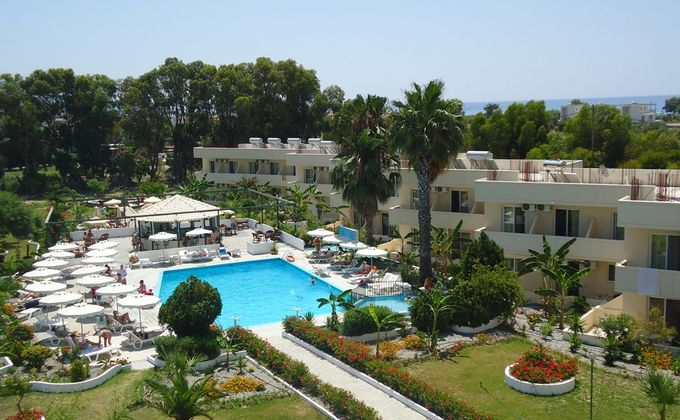 Rhodes: All Inclusive Holiday w/Water-Park & Kids Stay FREE