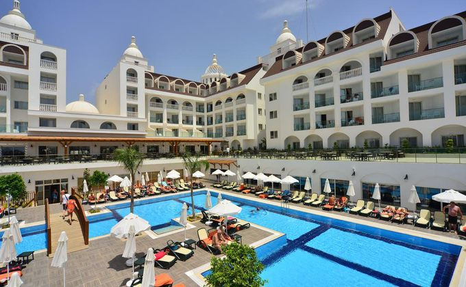 Turkey: 5 Star All Inclusive Holiday to Award Winning Hotel in Side w/Kids Stay FREE