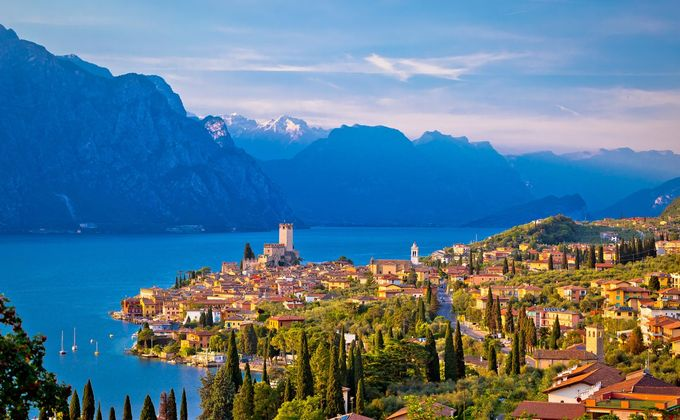 Lake Garda: 5 Nt Holiday to Award Winning Hotel w/Breakfast & Rail Transfer