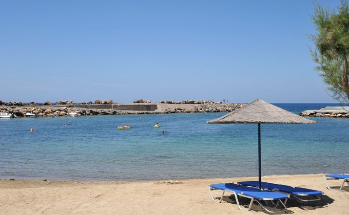 Crete: 4 Star All Inclusive Holiday to Award Winning Hotel w/Kids Stay FREE