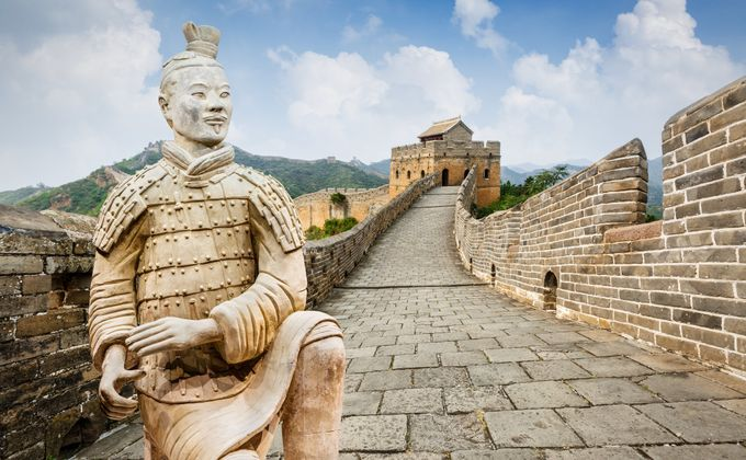 Historic Far East: 15 Nt Luxury Cruise & Stay Holiday w/Flights, Hotels & China Tours