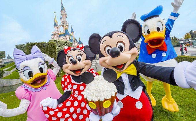 Disneyland Paris®: 4 Star Circus Themed Short Break w/Flights & Kids Stay FREE