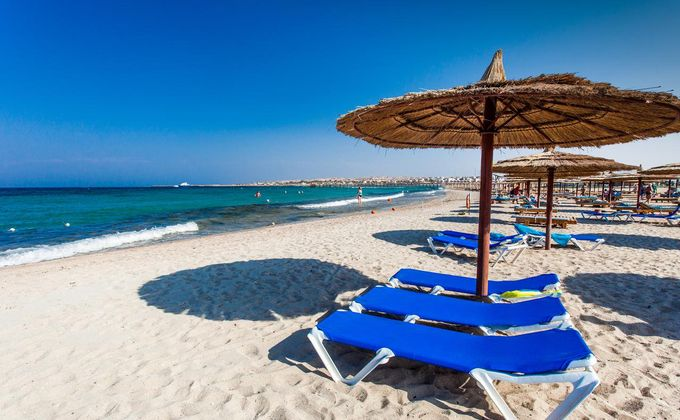 Hurghada: 5 Star All Inclusive Christmas or New Year Holiday w/Spa & Kids Stay FREE