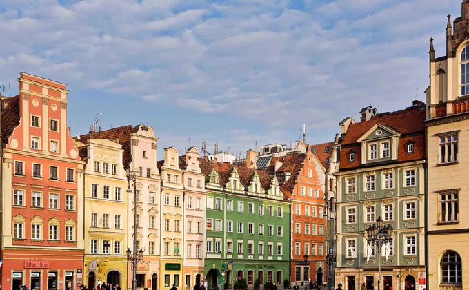 Wroclaw: 4 Star Polish City Break to Award Winning Hotel w/Flights