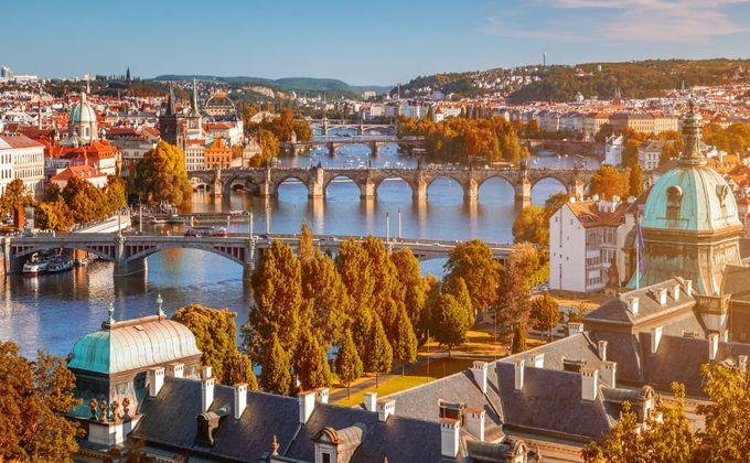 Prague: Capital City Break w/Flights from Love Holidays