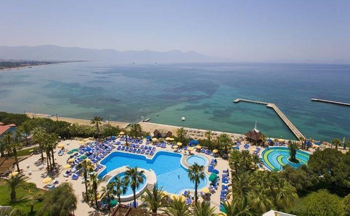 Turkey: 5 Star All Inclusive Holiday to Award Winning Hotel in Kusadasi