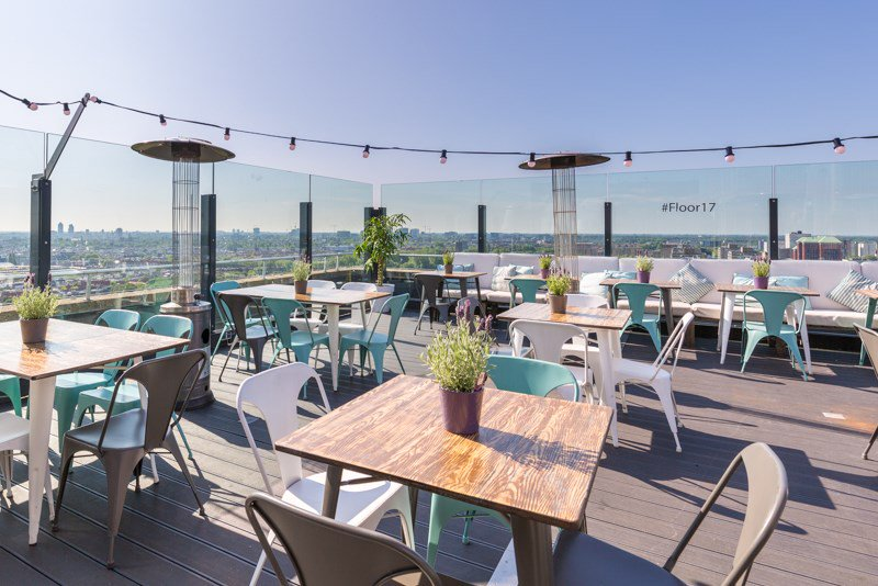 Amsterdam: 4* City Break with Sky Bar