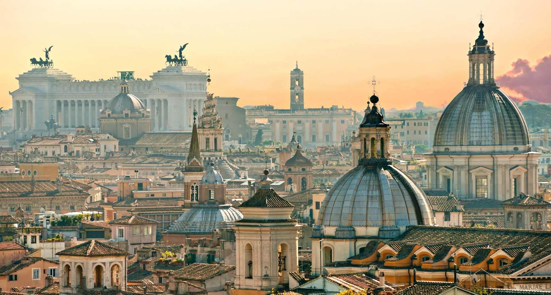 Rome: 4 Star Short Break Incl Breakfast & Flights