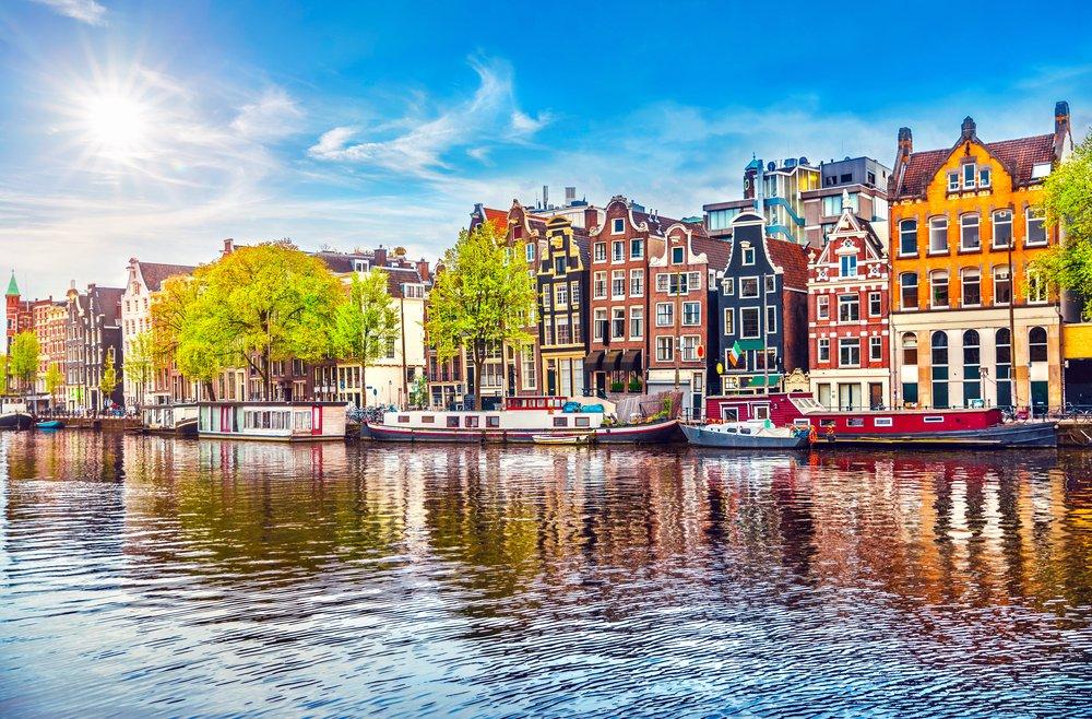Amsterdam: 4 Star City Break to Award Winning Hotel w/Spa & Indoor Beach