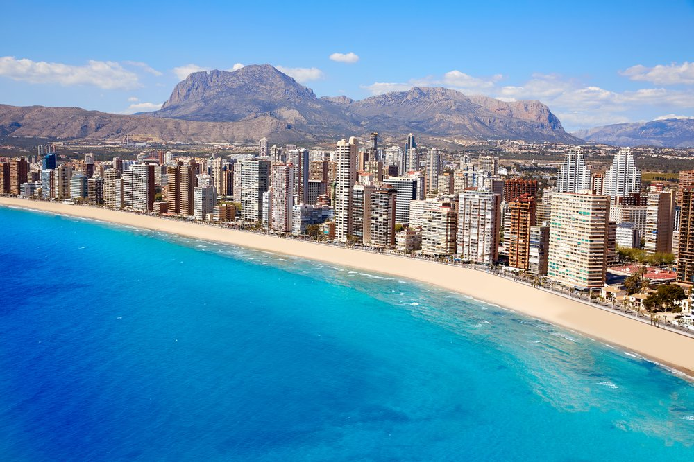 Benidorm: All Inclusive Holiday w/Kids Stay FREE