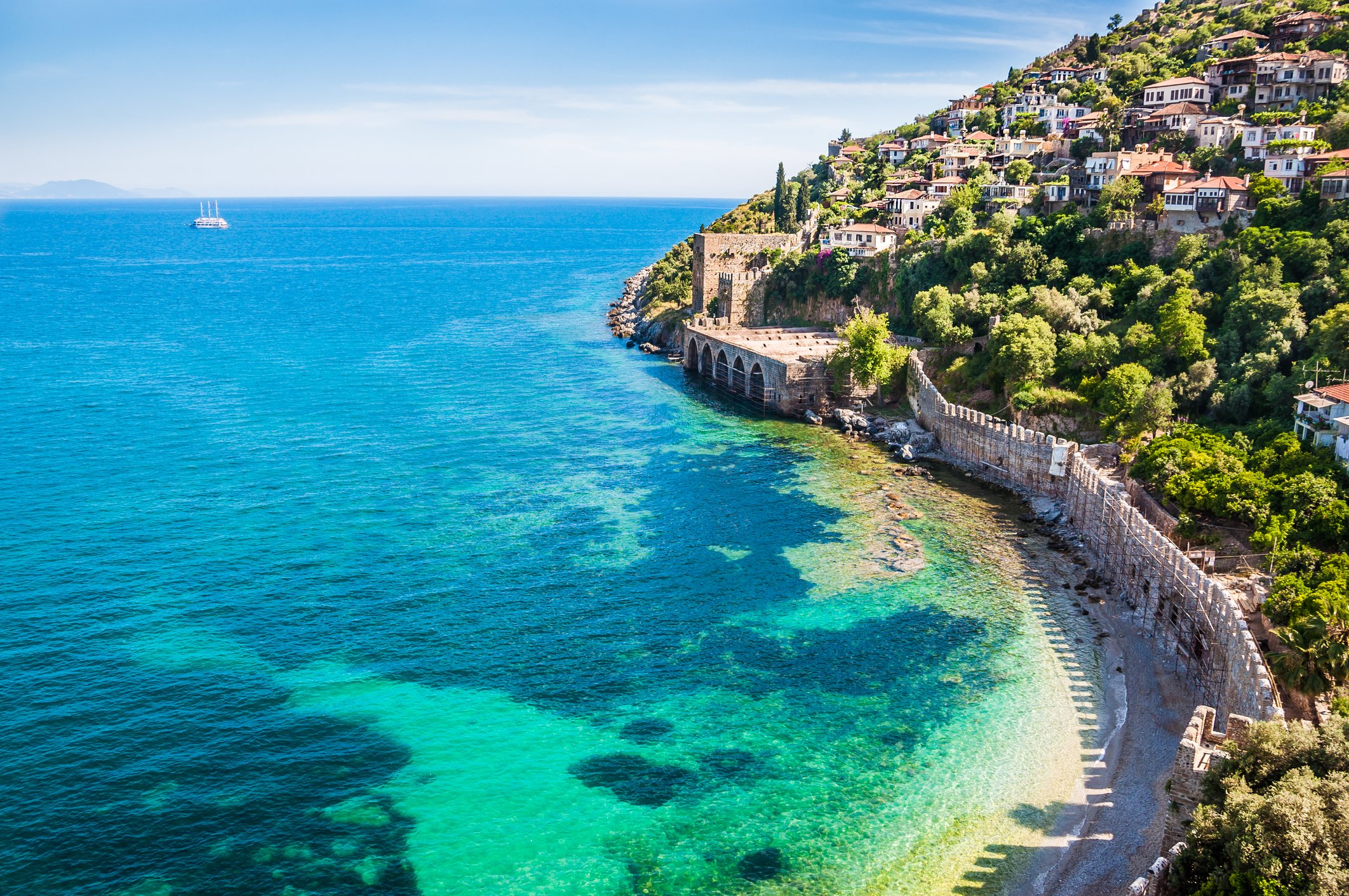 Turkey: 4 Star All Inclusive Holiday to Alanya w/Kids Stay FREE