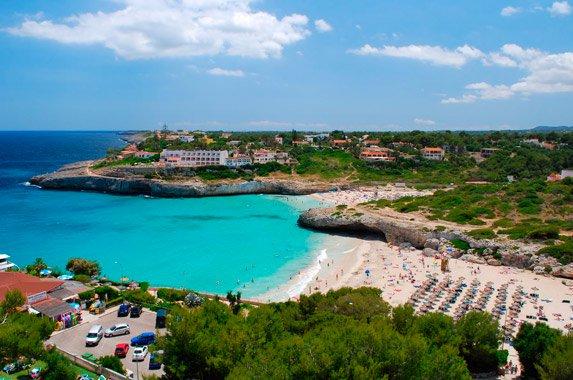 Majorca: All Inclusive Holiday to Calas de Mallorca w/Splash Park