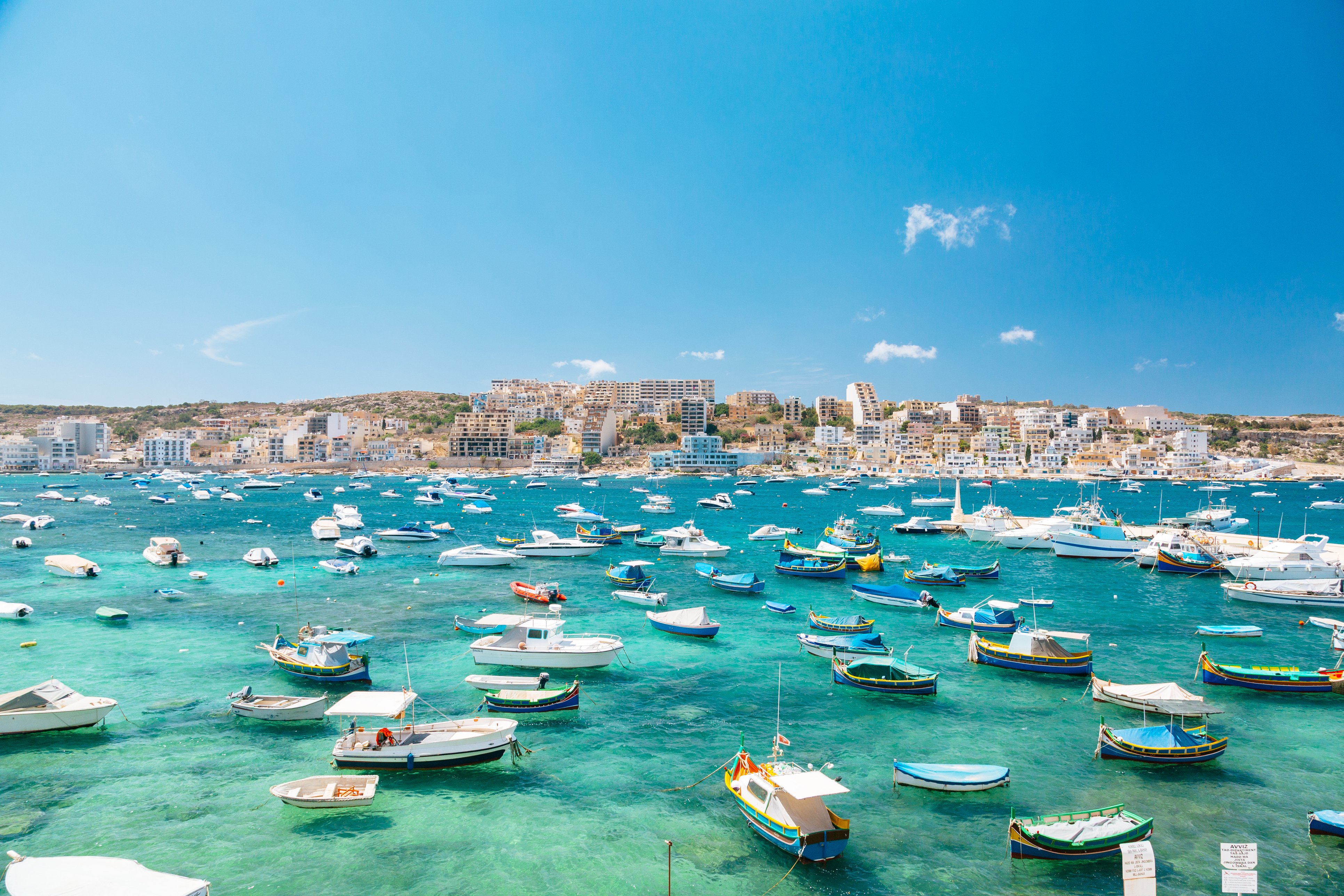 Malta: All Inclusive Holiday to Qawra w/Rooftop Terrace & Hot Tub