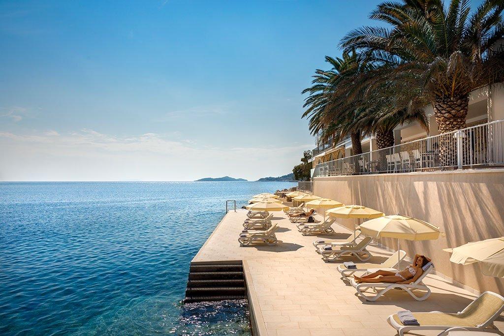 Croatia: 4 Star Half Board Holiday to Award Winning Hotel w/Option to Extend Stay