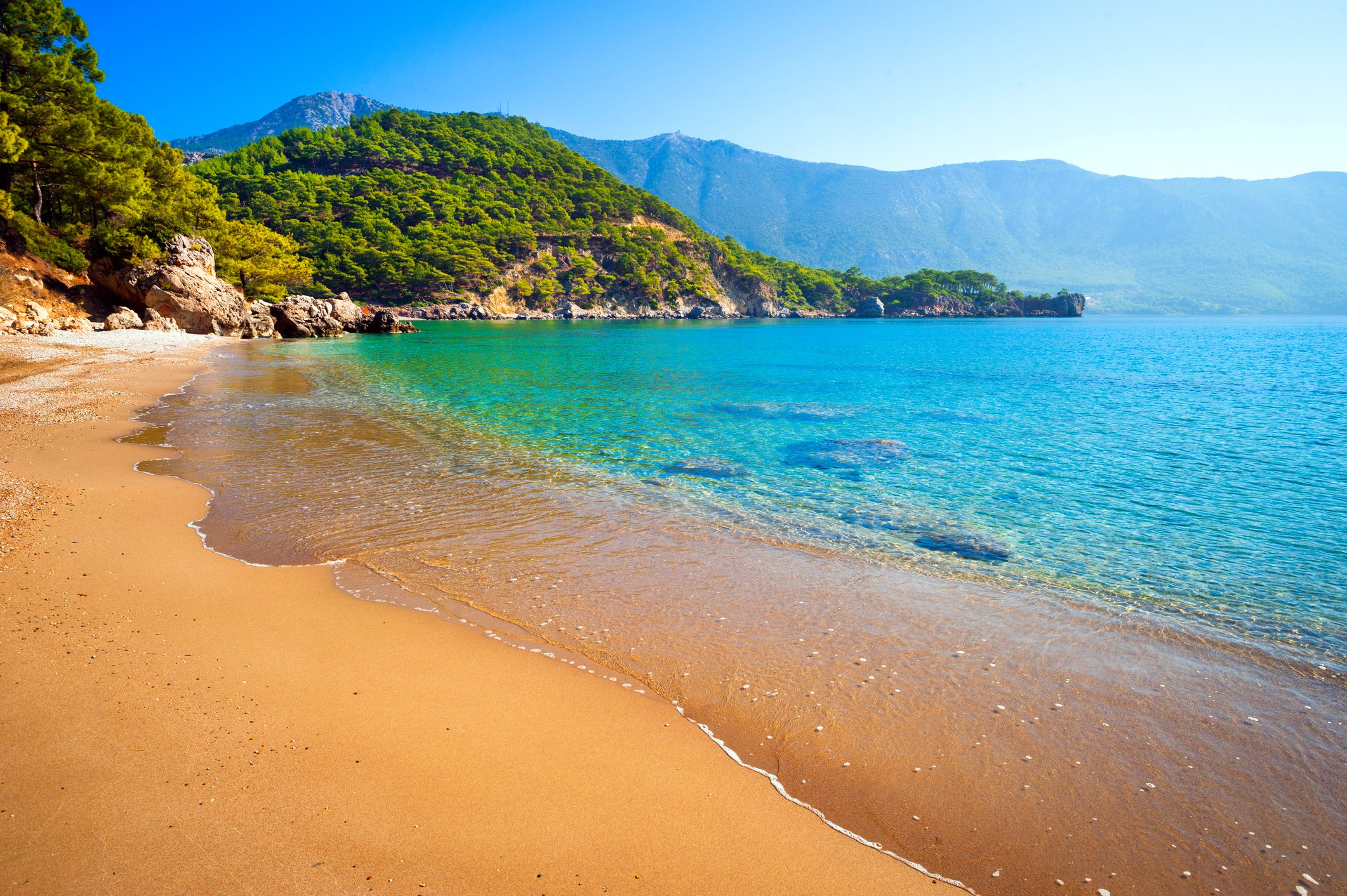 Turkey: All Inclusive Holiday to Side w/Water-Park & Kids Stay FREE