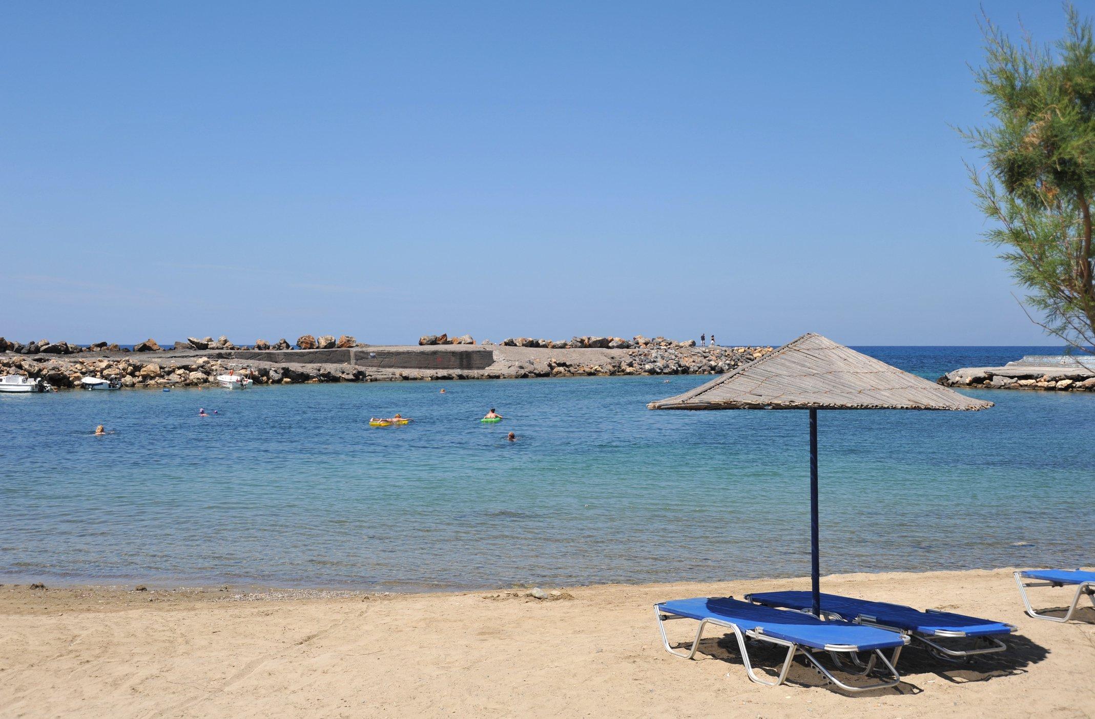 Crete: 4 Star All Inclusive Holiday to Award Winning Hotel w/Kids Stay FREE