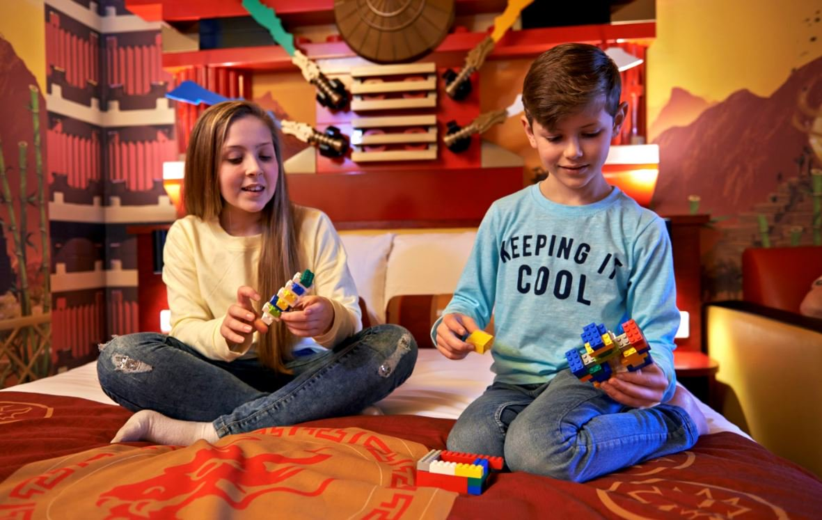 Best Value Midweek Stays at LEGOLAND® Windsor Resort