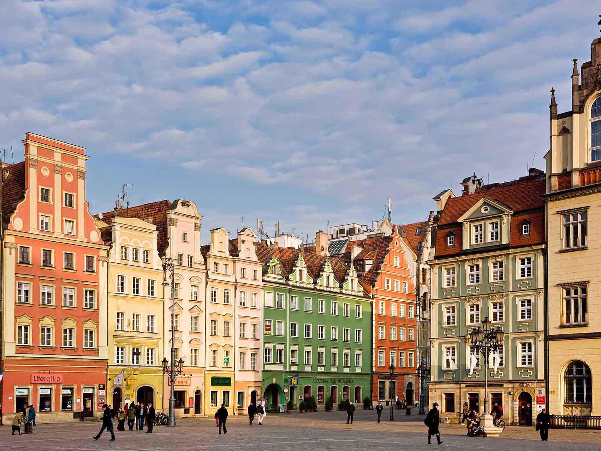 Wroclaw: 4 Star Polish City Break to Award Winning Hotel w/Flights